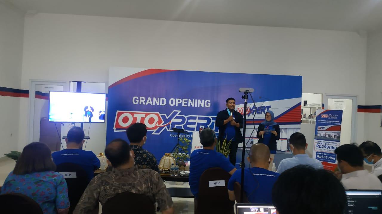 OtoXpert Hadir dan Resmi Beroperasi di Makassar