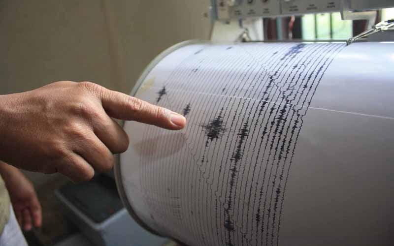 Gempa M sekuat 4,8 Di Pacitan, Warga Kocar-Kacir