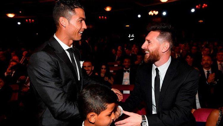 Ballon d'Or 2021: Duel Panas Messi dan Ronaldo Berlanjut