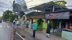 Bencana Puting Beliung di Pinrang, Plt Gubernur Pastikan Kirim Bantuan Logistik