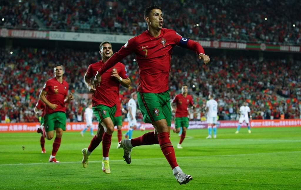 Cetak Hattrick Bagi Portugal Ronaldo Saya Tidak Pernah Puas