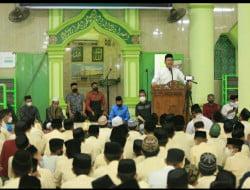 Danny Pomanto Tekankan Pentingnya Mendalami Al Qur'an Dalam Hadiri Maulid Nabi