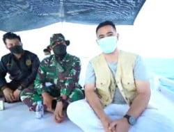 Bupati Pangkep Kunker ke Tangaya, Pantau Vaksinasi di Pulau Terluar