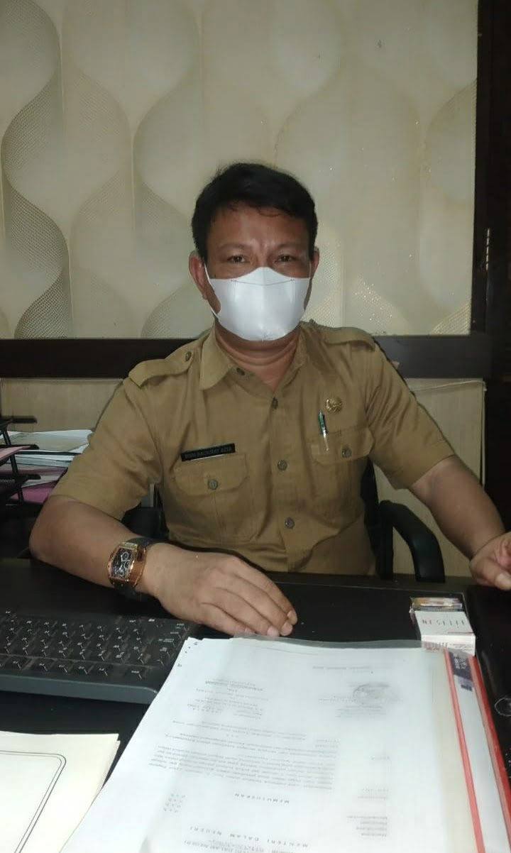 Kabid BPKAD Pemkot Makassar Benarkan Perihal Ruko di Lahan Fasum