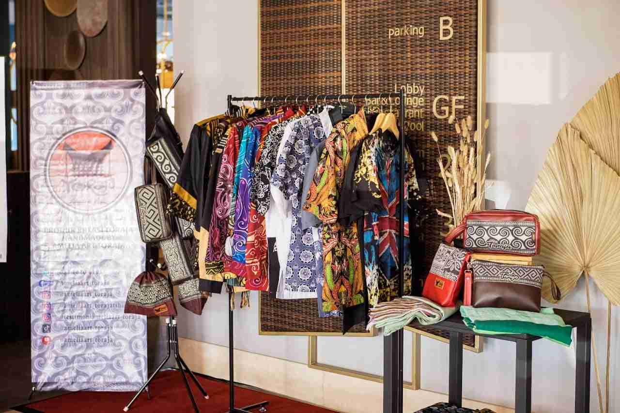 Gelar Batik Nusantara Celebration, Mercure Makassar Gandeng Desainer dan UMKM Lokal