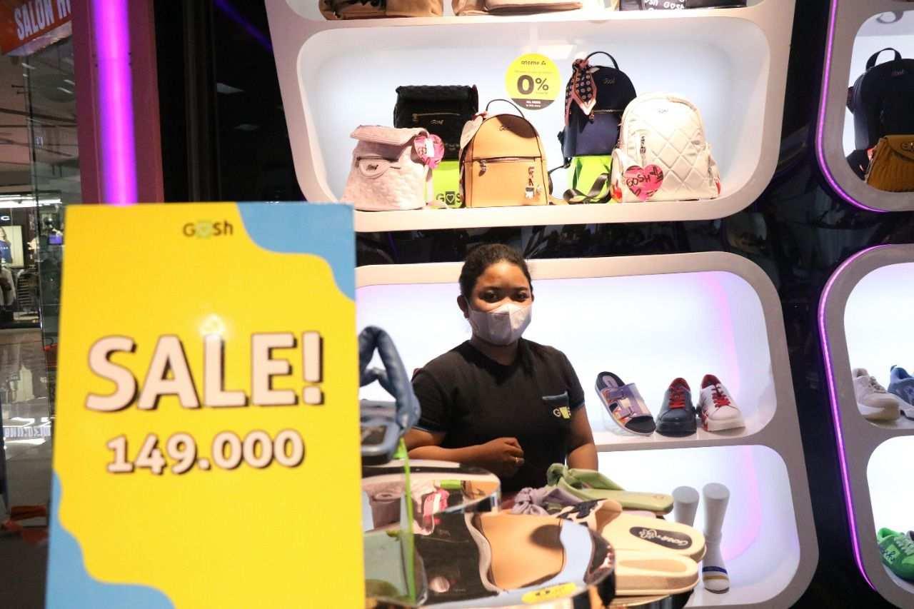 Promo Diskon Produk Fashion Alas Kaki dan Tas kini Hadir di NIPAH