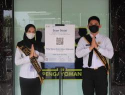 Rutan Makassar Lakukan Uji Coba Penerapan Peduli Lindungi