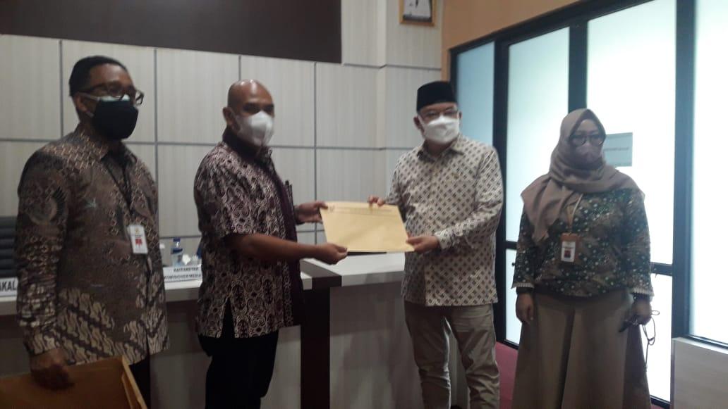 Wabup Takalar Rapat Mediasi Penyelesaian Konflik Lahan PTPN XIV dan 2 Desa
