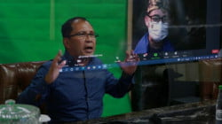 Wali Kota Makassar Hadiri FGD Road Festival Desa Kreatif Indonesia