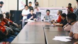 SJPM Sampaikan Aspirasi Pengelolaan Parkir di DPRD Makassar