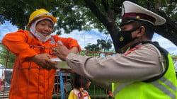 MUI Makassar Apresisasi Polantas Peduli