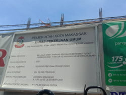 Pembangunan Gedung Kejari Gunakan APBD Makassar, Pengamat : Aneh !