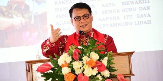 Amalkan Pancasila, Basarah: Pancasila Tidak Mengenal Diskriminasi