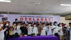 deklarasi dukungan relawan untuk anies baswedan maju pilpres 2024