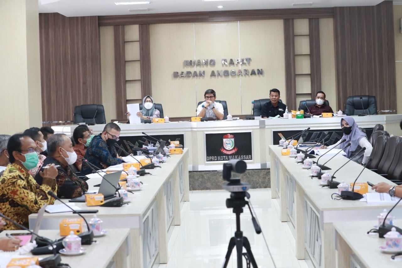 Pembahasan RPMJD Makassar 2021-2026 Hadirkan Tenaga Ahli