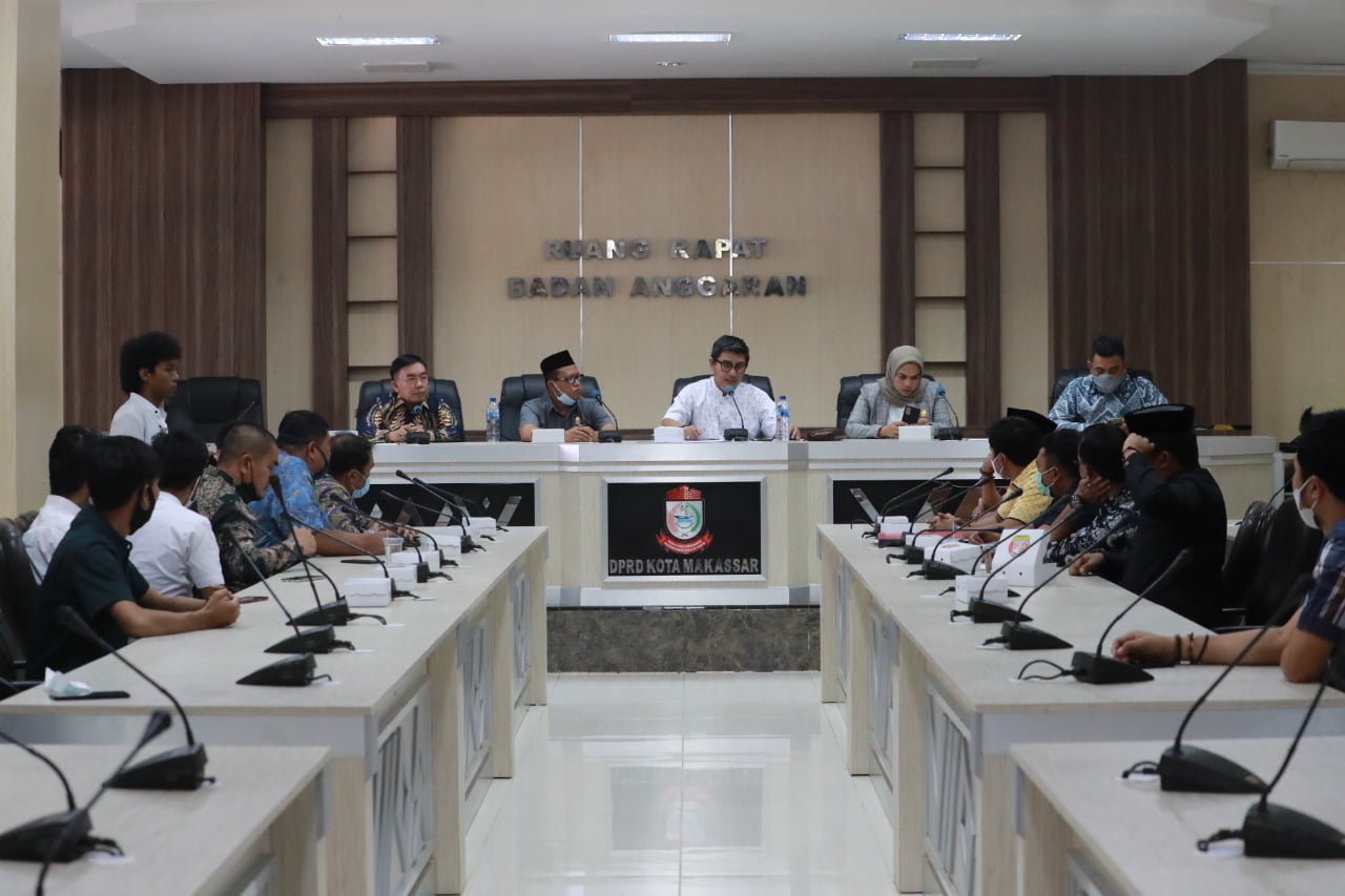 DPRD Jeneponto Tertarik Program Pro Rakyat DPRD Makassar