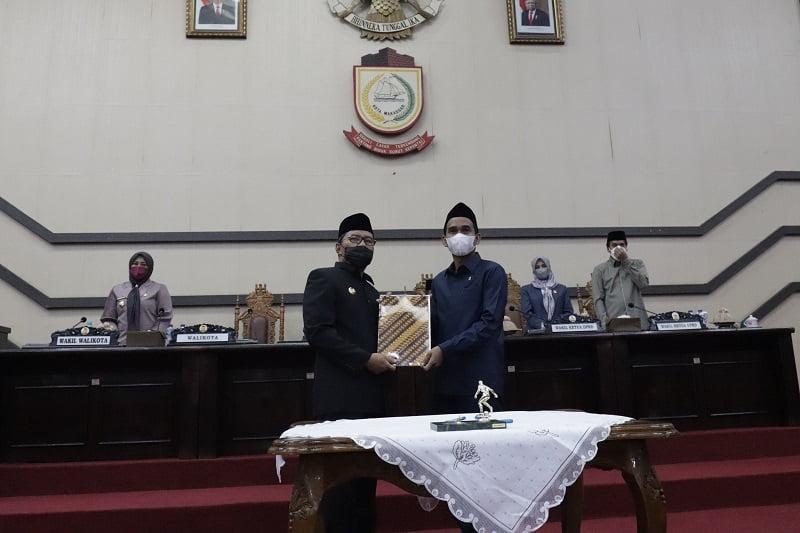 DPRD Makassar Sahkan RPJMD 2021-2026 Jadi Perda