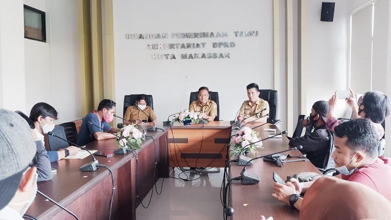 Plt. Sekwan Makassar Ajak Media Bangun Sinergitas
