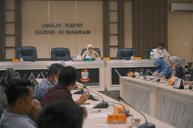Tetapkan Agenda Dewan, Bamus DPRD Makassar Dorong Pembahasan Ranperda