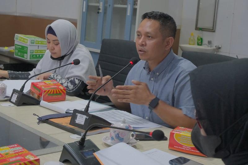 Komisi A Bahas Perubahan APBD 2021 Bersama Sekretariat Kota Makassar