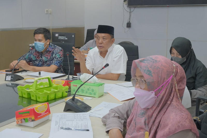 APBD Perubahan 2021, Komisi D Sepakat Tambah Program Pelatihan Bagi Masyarakat
